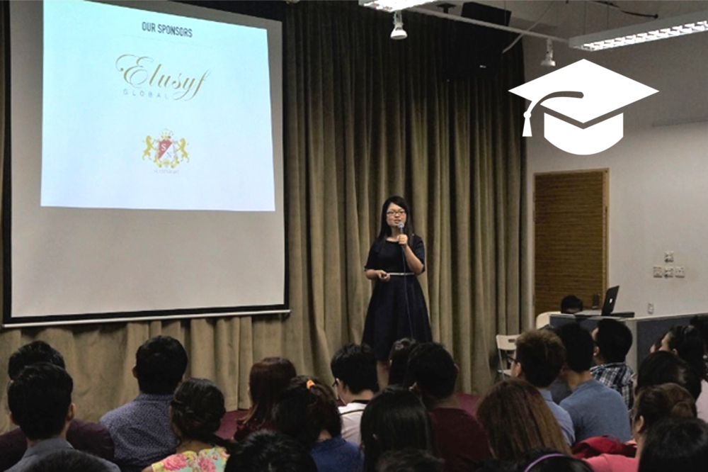 Public Health Awareness - SLEEPNIGHT co-sponsored a talk organised by Elusyf Global.